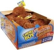 Chore Boy Copper Scrubber 36 Pieces Per Box.