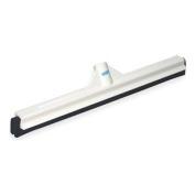 Floor Squeegee, White, 50cm . L, Black Foam