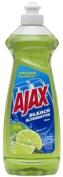 Ajax Bleach Alternative Lime Dish Liquid 410ml