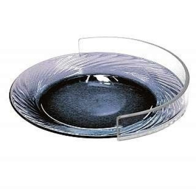 Small Clear Plate Guard 23cm - 28cm PLATE