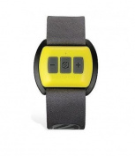 Scosche RHYTHM Bluetooth Armband Pulse Monitor, Yellow