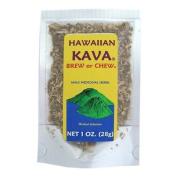 Hawaiian Kava Brew or Chew Piper Methysticum Root From Hawaii