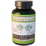 Whole World Botanicals, Royal Break-Stone, Liver-Gall Bladder Support, 400 mg, 120 Veggie Caps