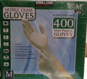 Kirkland Signature Nitrile Exam Gloves 200-Count