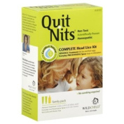 Quit Nits Complete Head Lice Kit 1 Kit