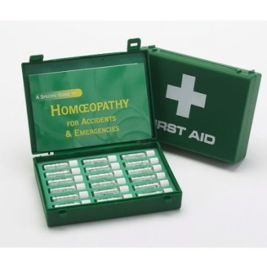 Homoeopathic Accident and Emergency First Aid Kit