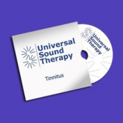 Tinnitus Sound Therapy CD