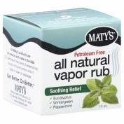 Matys All Natural Vapour Rub, 45ml