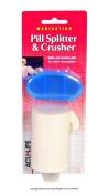 ACU-LIFE Pill Splitter, Crusher, & Pillbox, Aculife Splitter Crush Pillbx,