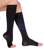 Neo G Medical Grade Compression Hosiery Open Toe Knee High Stockings class 2, 20-30mmHg