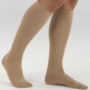 Medi Comfort Knee High 15-20mmHg Closed Toe, I, Ebony