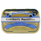 Grether's Black Currant Pastilles 60ml pastilles