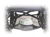Wheelchair Underneath Carry-On Bag