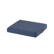 Convoluted Wheelchair Cushion, 46cm x41cm , With Cover