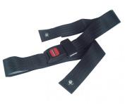 Drive Medical Auto Closure Style Wheelchair Seat Belt 150cm , Black