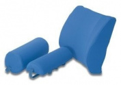 AliMed Lumbar Supports, Contoured Cushion, Blue