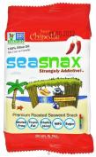 SeaSnax - Premium Seasoned Seaweed Snack Grab & Go Spicy Chipotle - 5ml