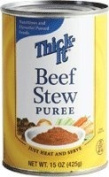 Precision Foods Beef Stew Thick-It Puree, 440ml