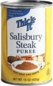 Precision Foods Salisbury Steak Thick-It Puree, 440ml