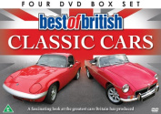 Best of British Classic Cars [Region 2]