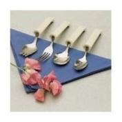 Plastic Handle Swivel Utensils - Soup Spoon