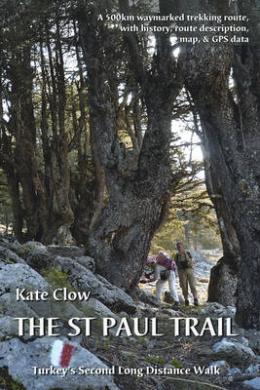 The St Paul Trail: Turkey's second long distance walk