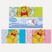 Winnie the Pooh Mini Mitt with 4 Washcloths