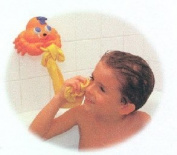 Homegrown Kids Towel Holder w/ 2 Extra Face Towels