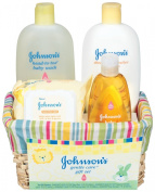 Johnson's - Gentle Care Baby Gift Set