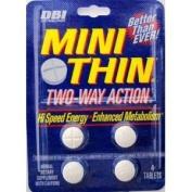 Mini Thin 2 Way Action 24/box Hi Speed Energy