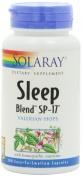 Solaray - Sleep Blend Sp-17, 100 capsules