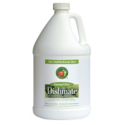 Earth Friendly Products Proline PL9720/04 Dishmate Pear Ultra-Concentrated Liquid Dishwashing Cleaner, 3.8l Bottles