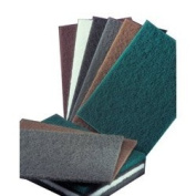 6x9 A/O Very Fine Grn Scouring Hand Pad 20/bx (547-66261079600) Category