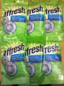 Cleans. bleach. - Whirlpool - Affresh High Efficiency Washer Cleaner, 18-Tablets