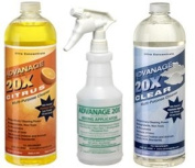 ADVANAGE 20X Multi-Purpose Cleaner Citrus & Clear 2 Pack