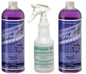 ADVANAGE 20X Multi-Purpose Cleaner Lavender 2 Pack - Manufacturer Direct - 20X is Our Newest Formula!