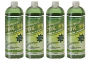 ADVANAGE 20X Multi-Purpose Cleaner Green Apple 4 Pack - Manufacturer Direct - Save $$ - 20X is Our Newest Formula!