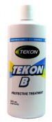 TEKON® B is a hydrophobic (water repellent), oleophobic (oil repellent) and anti-static protective sealer treatment.