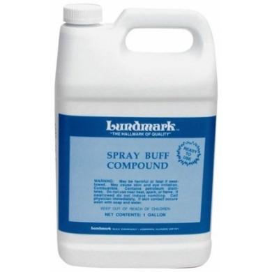 Lundmark Wax 3267G01-4 Spray Buff Compound