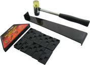 AM TECH LAMINATE WOOD FLOORING INSTALLATION KIT FLOOR FITTING SET TOOL