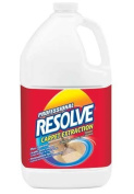 Resolve 97161 Professional Resolve Carpet Extraction / Traffic Lane Cleaner / Pretreatment Conc Use dilution