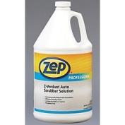 Z-Verdant Auto Scrubber Solution Concentrate - 15.1-3.8ls