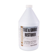 Harvard Chemical 1131 Tile and Grout Restorer Liquid, Low Odour, 3.8l Bottle, Light Blue