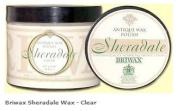 Briwax Sheradale Antique & Fine Furniture Wax Polish - Clear 250ml