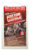Blue Magic NA117 Just for Leather Conditioner Towelette - Single Pack