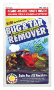 Blue Magic NA119 Bug & Tar Remover Towelette - Single Pack
