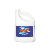 Windex Glass Cleaner Refill, 3.8l, 4/CT, Sold as 1 carton