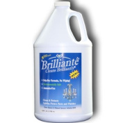 Brilliante Crystal Chandelier Cleaner 3.8l Refill Environmentally Safe, Ammonia-free, Drip-dry Formula, Made in USA