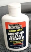 Cerama Bryte 20812 60ml Ceramic Cooktop Burnt-on Grease Remover