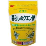 Miyoshi Soap | Kitchen Cleaner | Citric Acid 330g